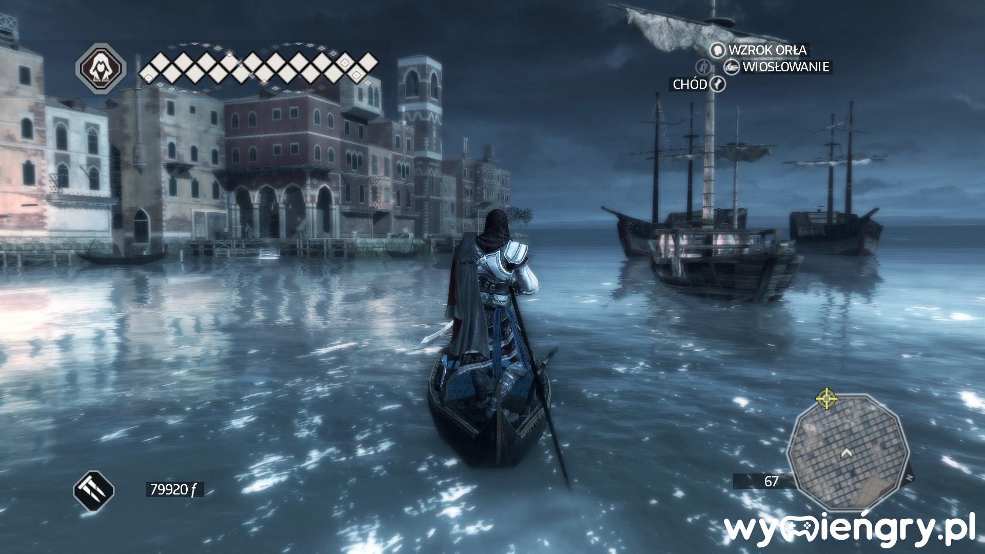 Co w nowych grach jest nie tak? Assassins Creed II