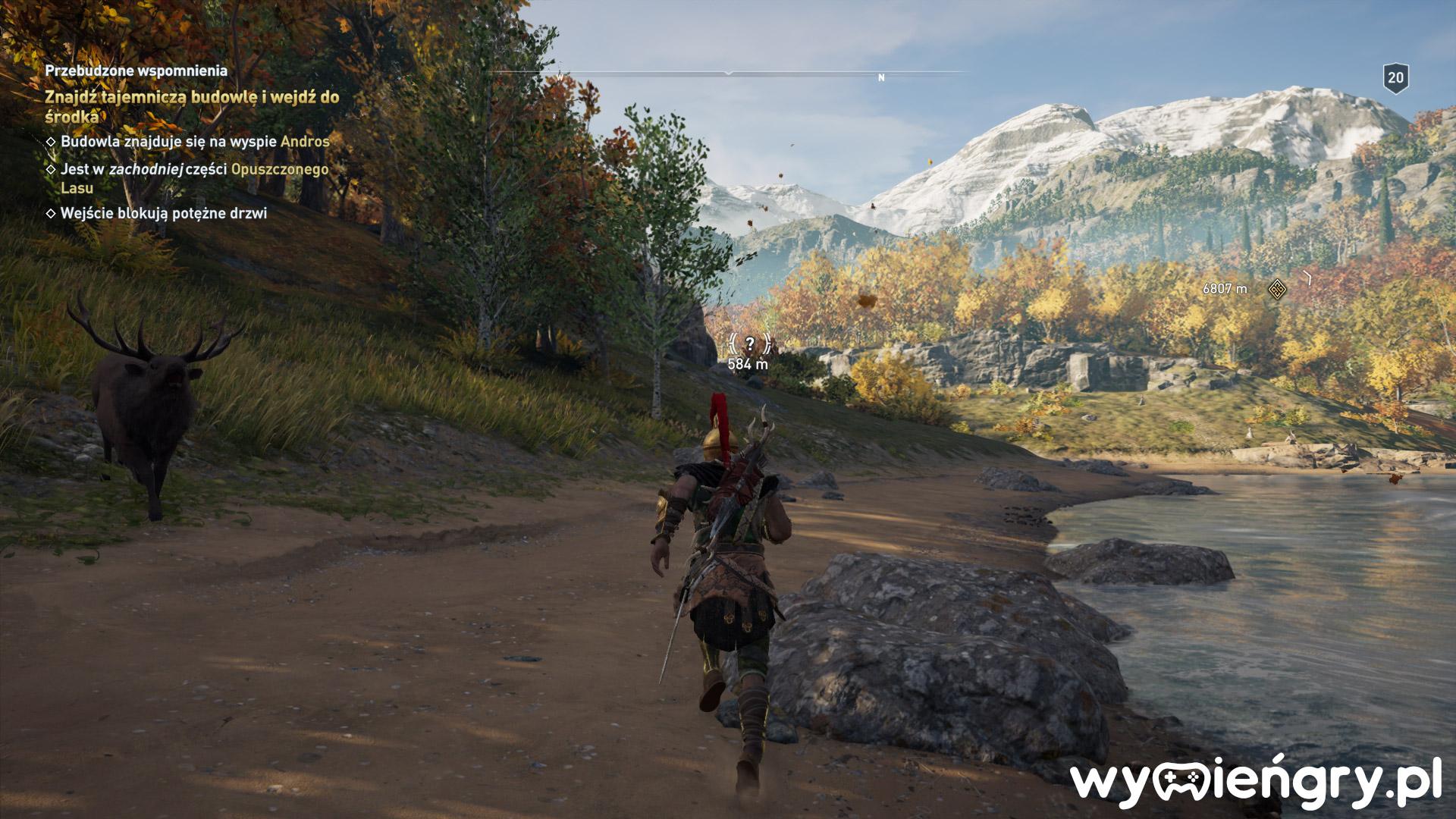 Co w nowych grach jest nie tak? Assasins Creed Odyssey