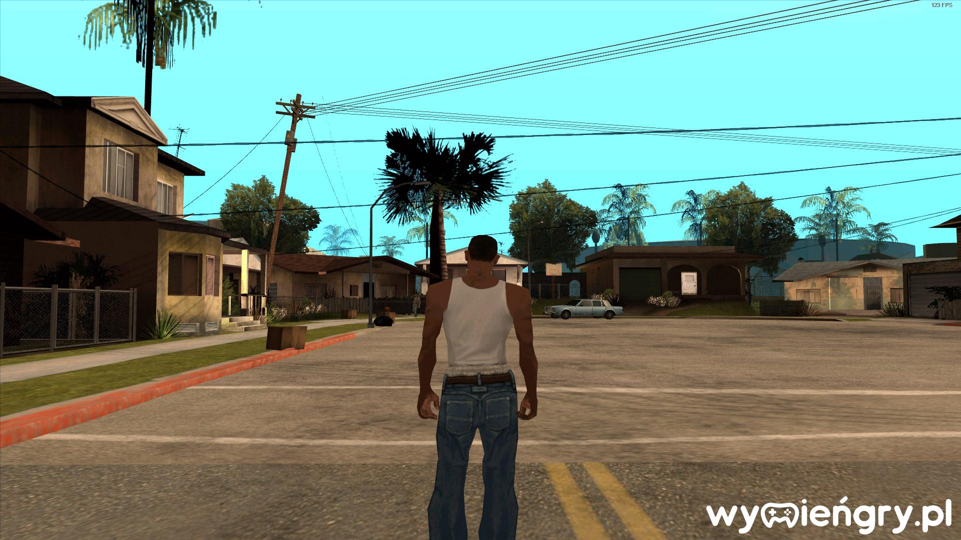 Co w nowych grach jest nie tak? GTA San Andreas