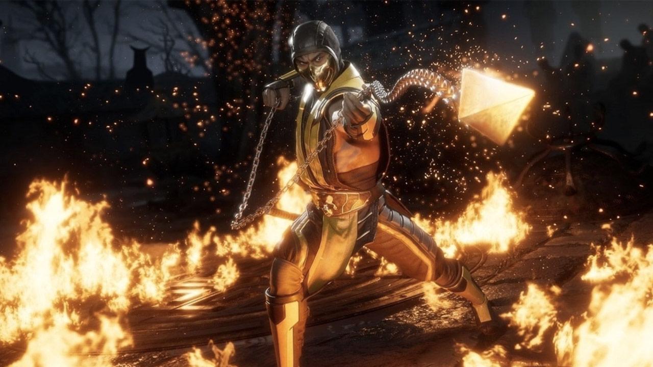 Premiera Mortal Kombat 11 - Fotogaleria