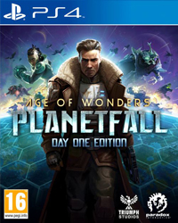 Age of Wonders: Planetfall - Day One Edition PS4