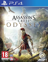Assassin's Creed Odyssey PS4