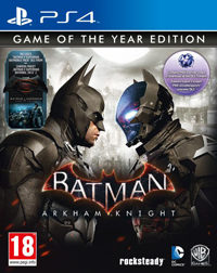 Batman: Arkham Knight - Game of the Year Edition PS4
