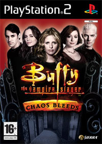 Buffy The Vampire Slayer: Chaos Bleeds PS2