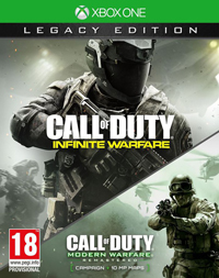 Call of Duty: Infinite Warfare - Legacy Edition XONE