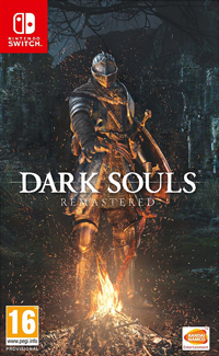 Dark Souls: Remastered SWITCH