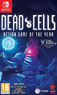 Dead Cells: Action Game of the Year SWITCH