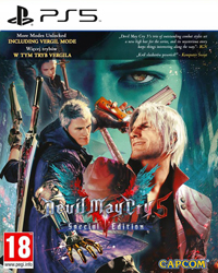 Devil May Cry 5: Special Edition PS5