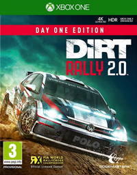 DiRT Rally 2.0: Day One Edition XONE