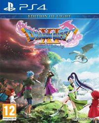 Dragon Quest XI: Echoes of an Elusive Age - Edition of Light PS4