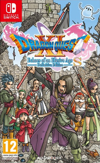 Dragon Quest XI S: Echoes of an Elusive Age - Definitive Edition SWITCH