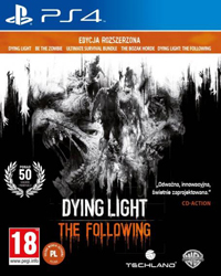 Dying Light: The Following - Edycja Rozszerzona PS4