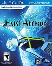 Exist Archive: The Other Side of the Sky PSVITA