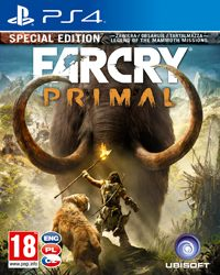 Far Cry Primal: Special Edition PS4
