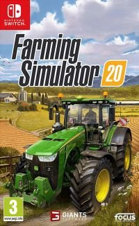 Farming Simulator 20 SWITCH