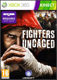 Fighters Uncaged X360