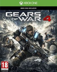 Gears of War 4 XONE
