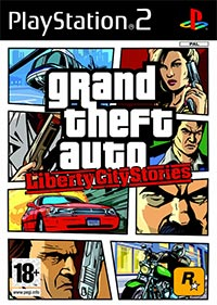 Grand Theft Auto: Liberty City Stories PS2