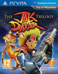 Jak and Daxter: The Trilogy PSVITA