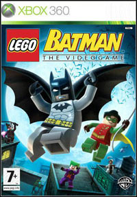 LEGO Batman: The Videogame X360