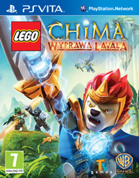 LEGO Legends of Chima: Wyprawa Lavala PSVITA