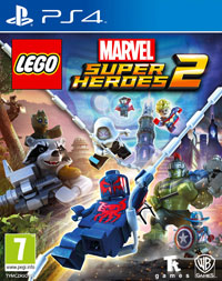 LEGO Marvel Super Heroes 2 (PS4)