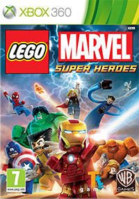 LEGO Marvel Super Heroes X360