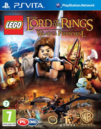 LEGO The Lord of the Rings: Władca Pierścieni PSVITA