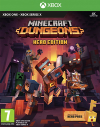 Minecraft: Dungeons - Hero Edition (XONE)