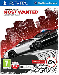 Need for Speed: Most Wanted (PSVITA)