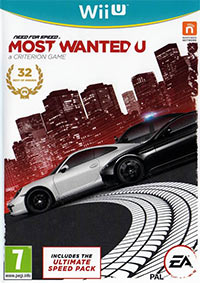 Need for Speed: Most Wanted WIIU