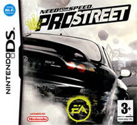 Need for Speed ProStreet NDS