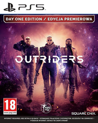 Outriders: Day One Edition PS5
