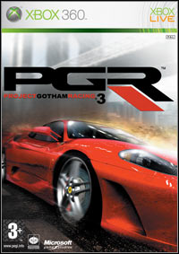 Project Gotham Racing 3 X360