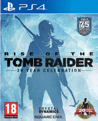 Rise of the Tomb Raider: 20. Rocznica Serii PS4