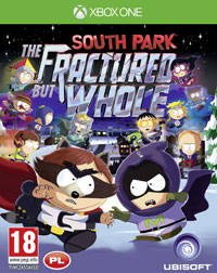 South Park: The Fractured But Whole XONE