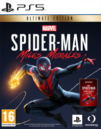 Spider-Man: Miles Morales: Ultimate Edition PS5
