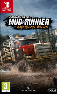 Spintires: MudRunner - American Wilds Edition SWITCH
