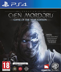 Śródziemie: Cień Mordoru - Game of the Year Edition PS4