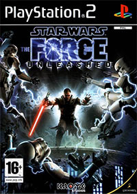 Star Wars: The Force Unleashed PS2