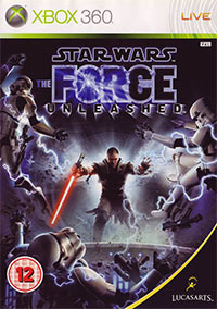 Star Wars: The Force Unleashed X360