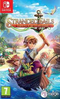 Stranded Sails: Explorers of the Cursed Islands SWITCH