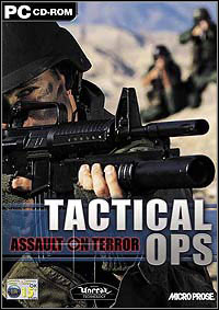 Tactical Ops: Wojna z Terrorem PC