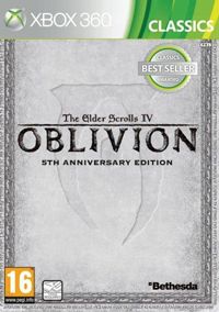 The Elder Scrolls IV: Oblivion 5th Anniversary Edition X360