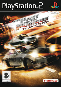 The Fast and the Furious: Tokyo Drift PS2