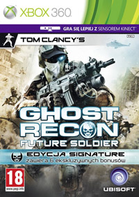 Tom Clancy's Ghost Recon: Future Soldier X360