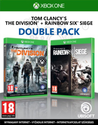 Tom Clancy's The Division + Rainbow Six: Siege - Double Pack XONE