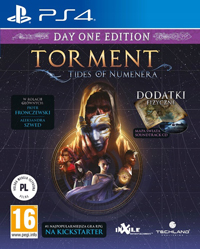 Torment: Tides of Numenera - Day One Edition PS4