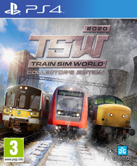 Train Sim World 2020: Collector's Edition PS4