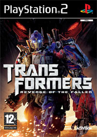 Transformers: Revenge of the Fallen - The Game PS2